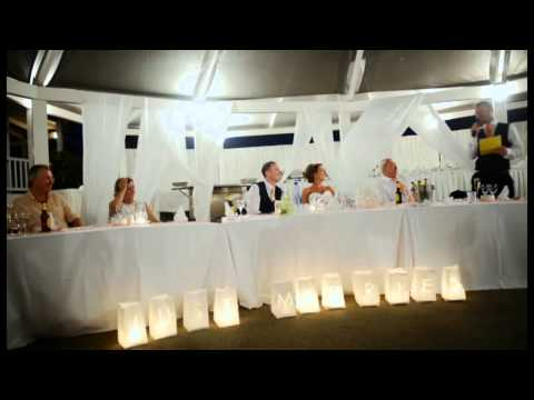 James and Nicola's Wedding - Cyprus 2015 - Speeches - JNCWV