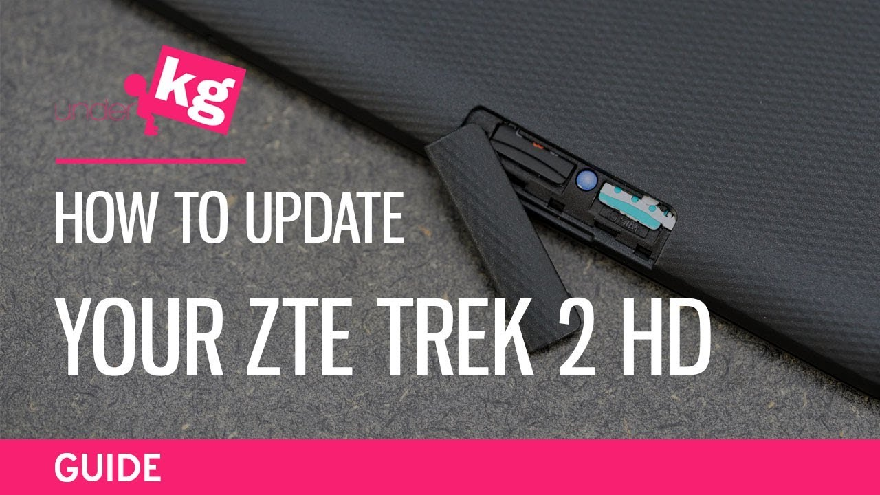 How to Update Your ZTE Trek 2 HD Without AT&T Signal [4K]
