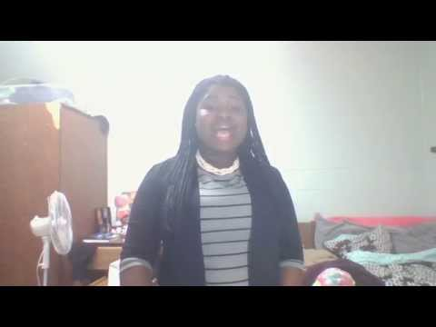 Evette Booker Michigan First  Credit Union Scholarship 2015