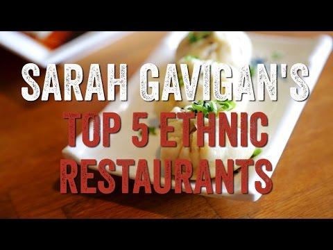 Sarah Gavigan's Top 5 Ethnic Restaurants in Nashville
