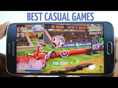 Top 15 Best Casual Games for Android 2015