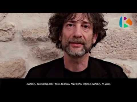 Neil Gaiman - Famous Authors - Wiki Videos by Kinedio