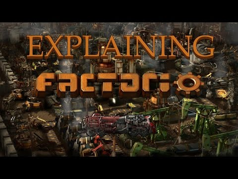 Explaining Factorio: Train Signals
