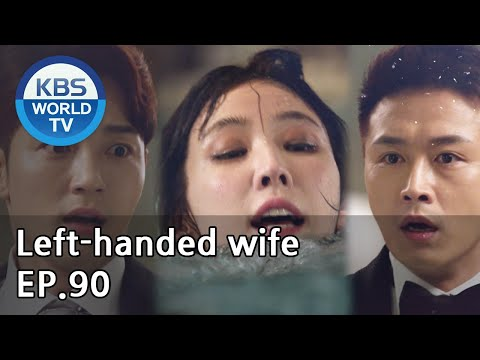 Left-handed wife | 왼손잡이 아내 EP.90 [ENG, CHN / 2019.05.21]