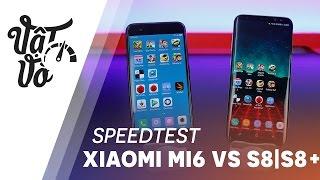 Xiaomi Mi6 đại chiến Galaxy S8|S8 Plus: Snap 835 vs Exynos 8895