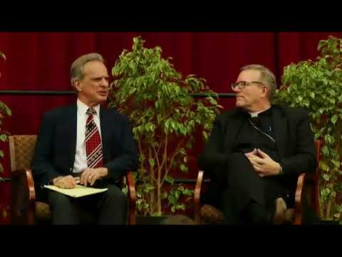 William Lane Craig and Bishop Barron on Catholic-Protestant Debates