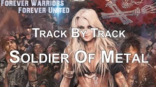 DORO - Soldier Of Metal (OFFICIAL TRACK BY TRACK #7)