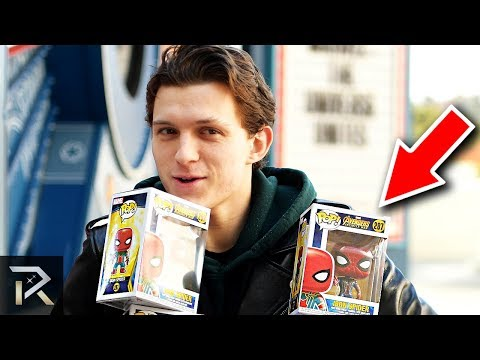 This Is How 'Spiderman' Tom Holland Spends His Millions