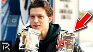 "This Is How ""Spiderman"" Tom Holland Spends His Millions"