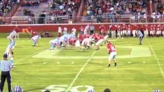 Lucas Ford - c/o 2014 - Quarterback / Athlete - Pleasant Valley High School, Alabama