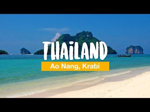 Happy in Thailand - Ao Nang, Krabi (GoPro Hero3)