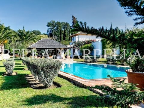 sotogrande luxury country estate with stables palm
