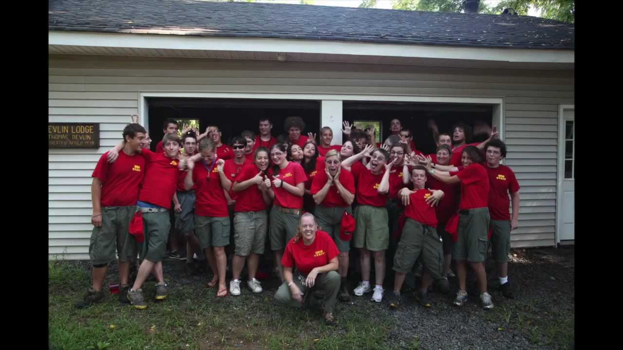 Quail Hill Scout Reservation Summer Camp Promotional Video ...