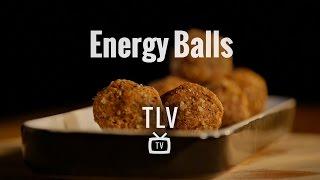 Energy bites voor méér energie!