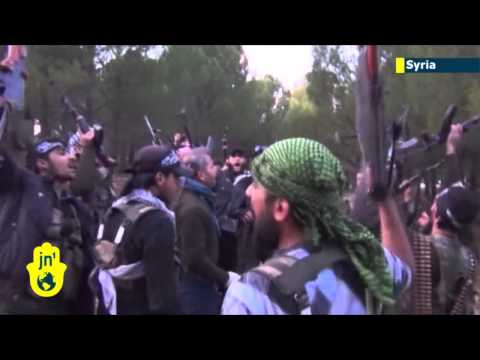 Syrian Rebel Civil War: Rebels declare war on al-Qaeda-linked Islamic State of Iraq and the Levant