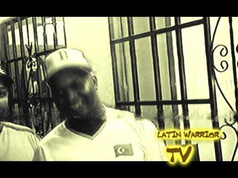 LATIN WARRIOR TEVE ENTRVISTA A BURRELL EN PANAMA