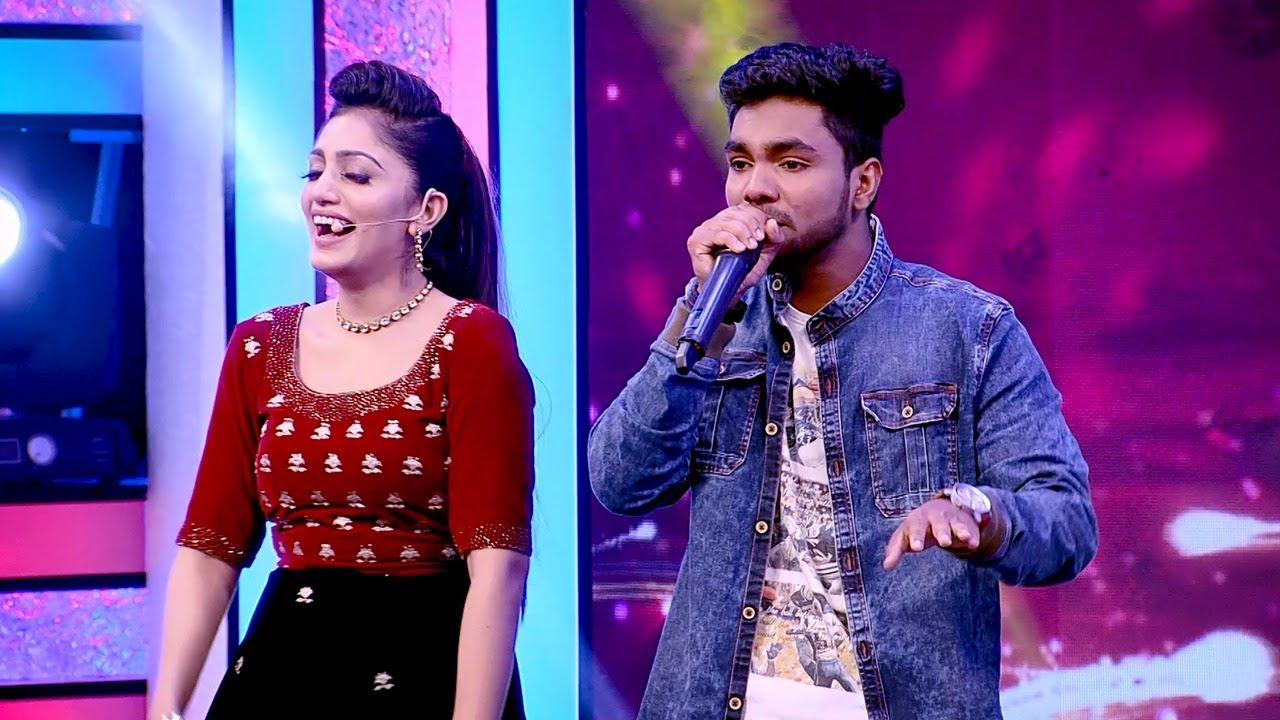 #MimicryMahamela l DJ with the voice of  hen & water drops  l Mazhavil Manorama