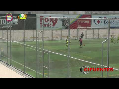 Xelaju MC 1 - Chiantla 0  Sub-15  Jornada 9  Clausura 2019