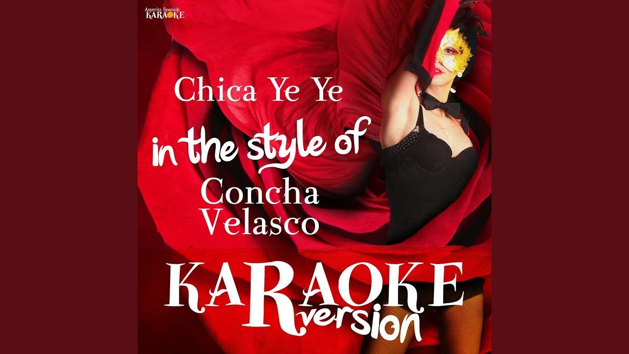 chica yeye karaoke