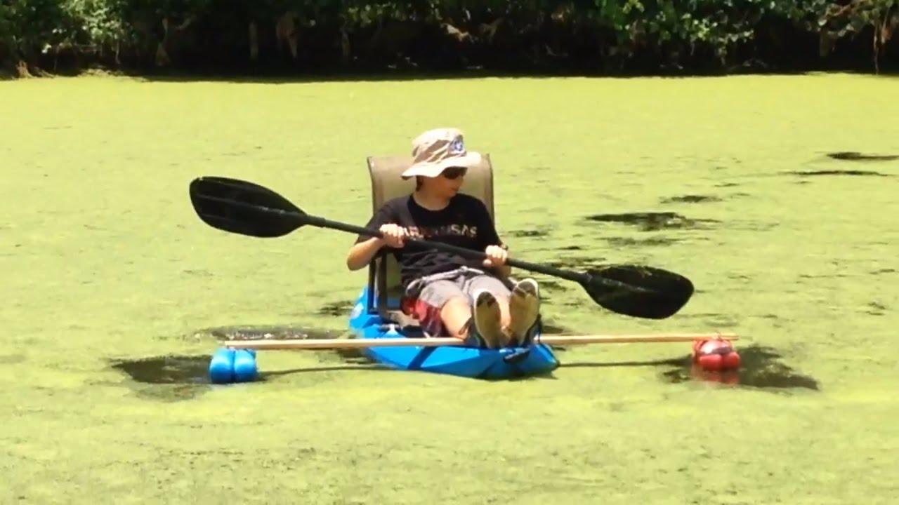 80 Kayak MODS Fishing