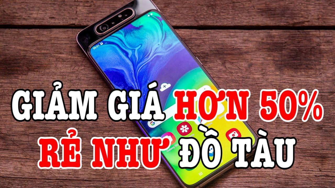 SỐC: Điện thoại Samsung xả kho giảm giá hơn 50% rẻ như điện thoại Tàu