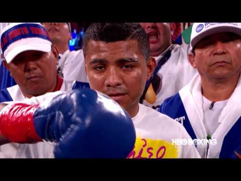 HBO Boxing News: Roman Gonzalez Interview (HBO Boxing)