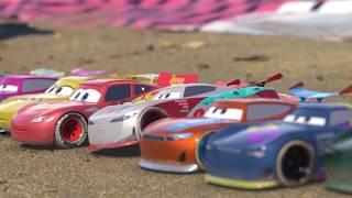 Daredevil Garage: Overtager stranden   Biler – Disney Pixar