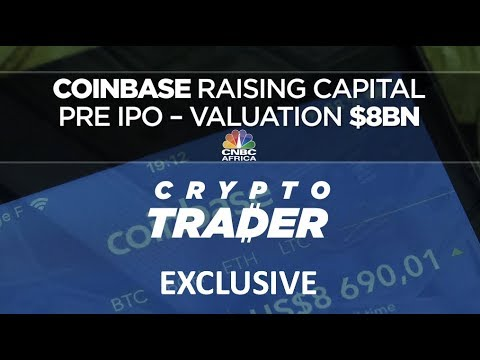 CRYPTO NEWS BREAKING: Coinbase raising pre IPO at $8bn Valuation