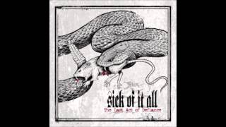 Sick of it All - Act Your Rage