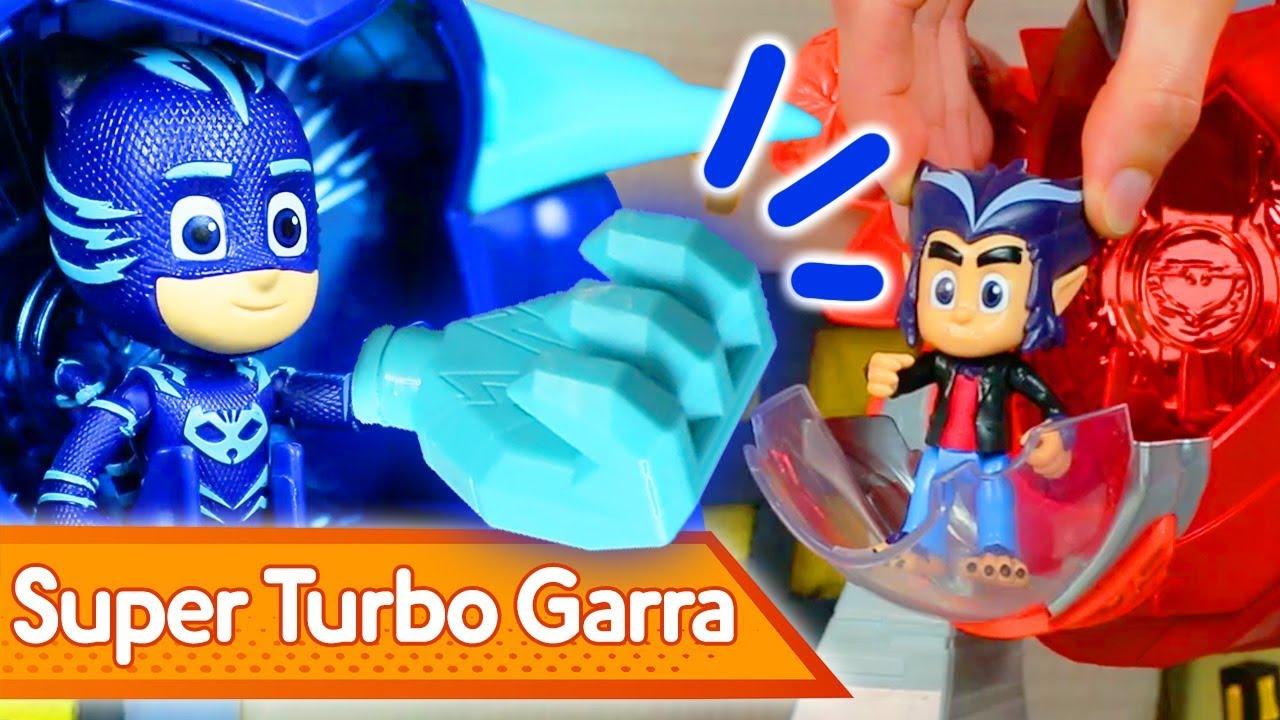 Super Turbo Garra | Heroes en Pijamas Juguetes en Español | Juguetes en Español