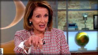 PELOSI TO LET SENIORS GO HUNGRY IF TRUMP DOESN'T DO THIS ONE SICK THING FOR HER