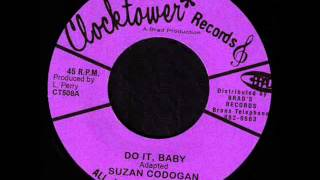 Susan Cadogan - Do It Baby [Nice And Easy]