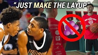 Jahvon Quinerly Tells Kids When NOT TO JELLY! Luther Muhammad …
