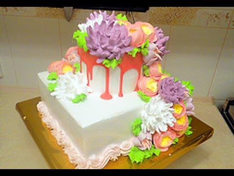 Торт кремовый / Cream cake