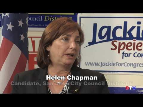 Helen Chapman, Democratic Television of Santa Clara County