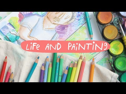 Life & Painting