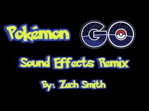 Pokemon Go Sound Effects Remix