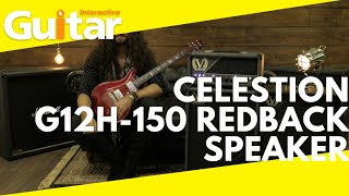 Celestion G12H-150 Redback Speaker | Review