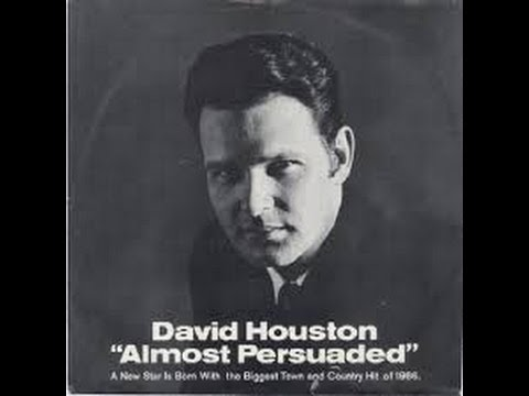 David Houston - Almost Persuaded (1966) & Answer Song.
