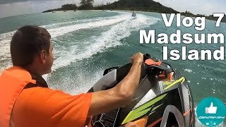 ✅ Zbestreview Vlog 7 - FPV Drone at Madsum island (Samui, Thailand)! 🏝️