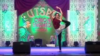 rhythmic yoga dance on ganesh vandana