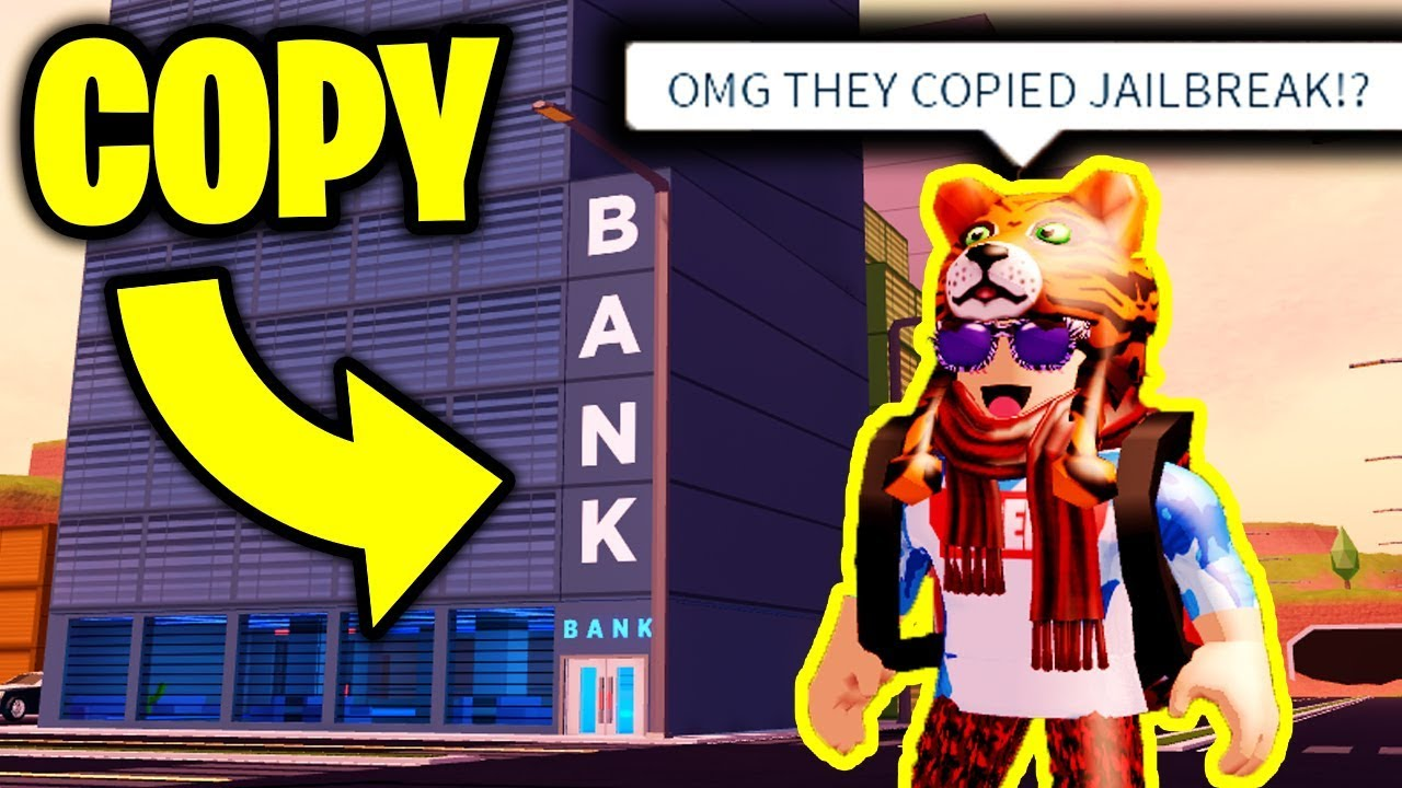 These Games COPIED Roblox Jailbreak!? (Let's Find Out) 😡 | Roblox