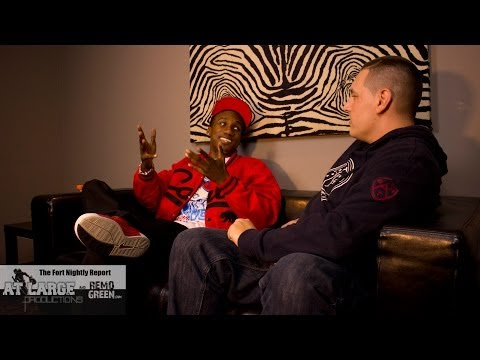 The Fort Nightly Report Ep 16 Feat Hopsin