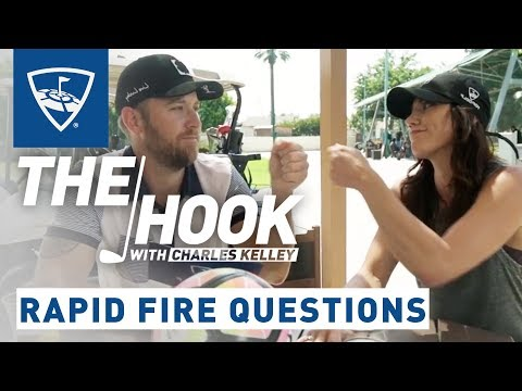 The Hook with Charles Kelley | Rapid Fire Questions - Hope Solo | Topgolf