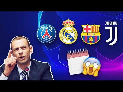 All remaining Champions League games to be played in the space of a month | Oh My Goal