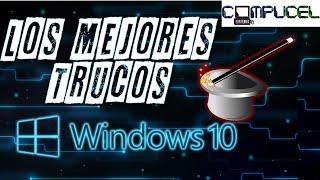 LOS MEJORES TRUCOS PARA WINDOWS 10 2018