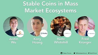 TF1 | Stable Coins in Mass Market App Ecosystems | Panel