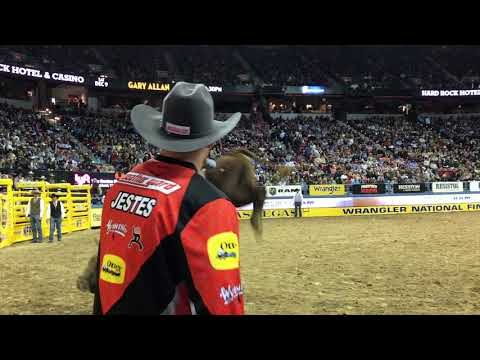 NFR 2017 WRECKS, RIDE'S AND SAVE'S