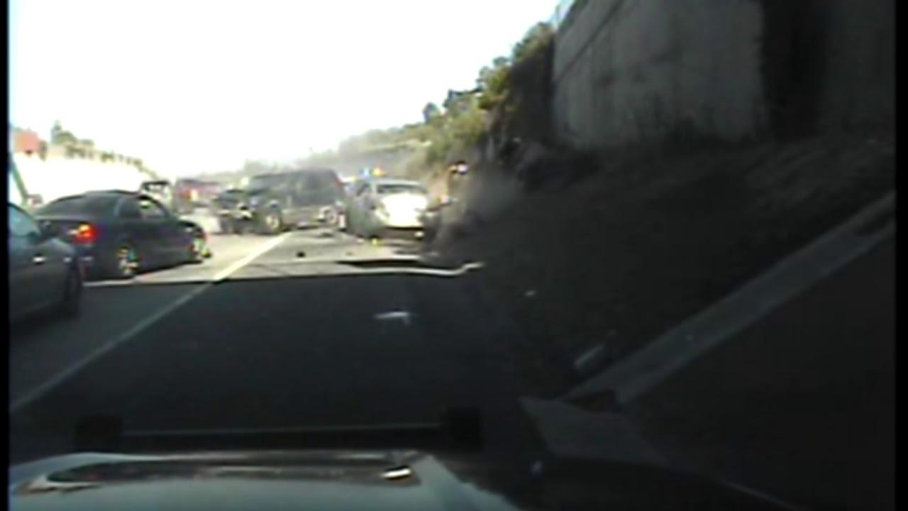 CHP releases dashcam video of Bay Area DUI crash, announces crackdown