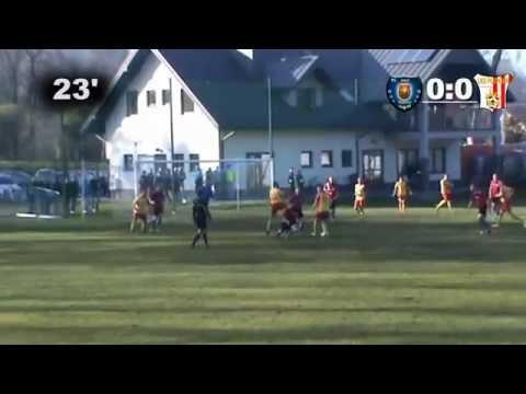 13 kolejka Ligi Okręgowej: Sokół Słopnice - Płomień Limanowa (26.10.2014r.)